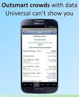 Universal Orlando Lines - screenshot thumbnail