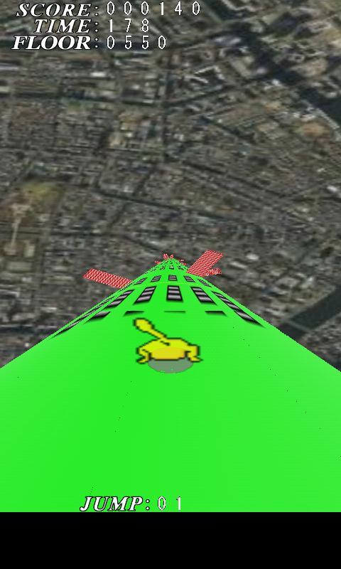 Tower Dive Cat- screenshot