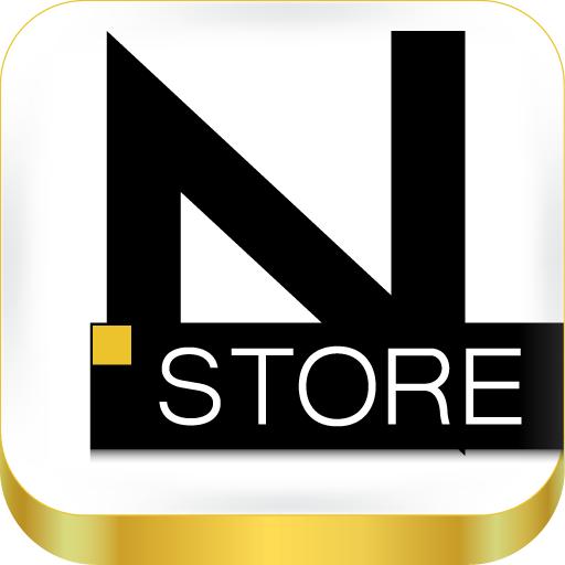 NSTORE 生活 App LOGO-APP試玩