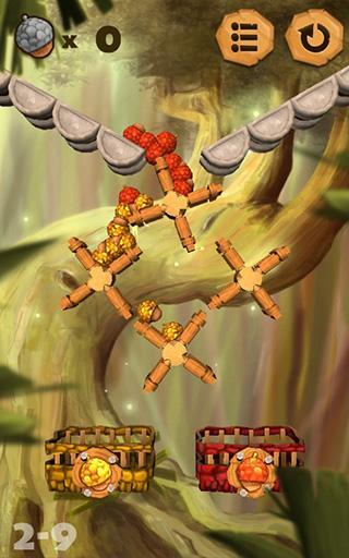 Puzzle Nuts Free- screenshot