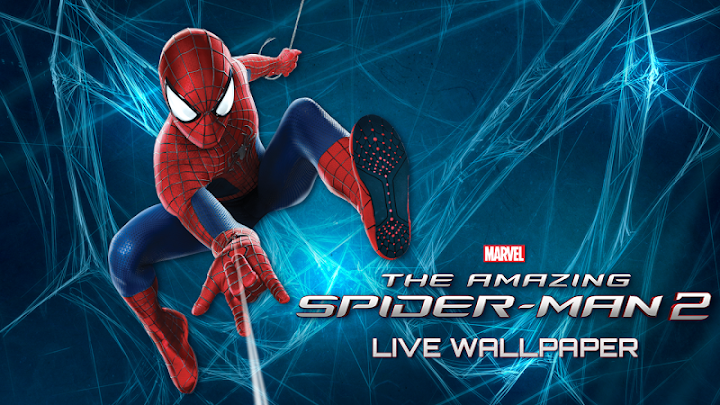 Amazing Spider-Man 2 Live WP Android App Screenshot