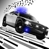 Police Cop Car Live Wallpaper