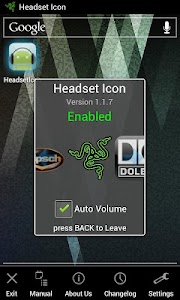 Headset Icon screenshot 3