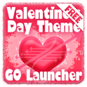 Valentines GO Launcher Theme icon