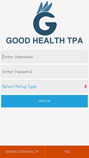 Good Health TPA on Mobile