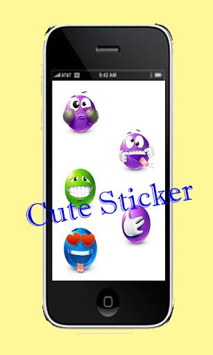 Cute Sticker Whats App Emotion