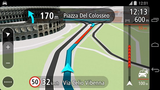 TomTom GPS Navigation Traffic Screenshot 25