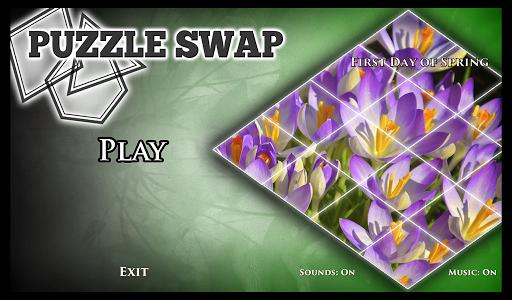 PuzzleSwap - Spring