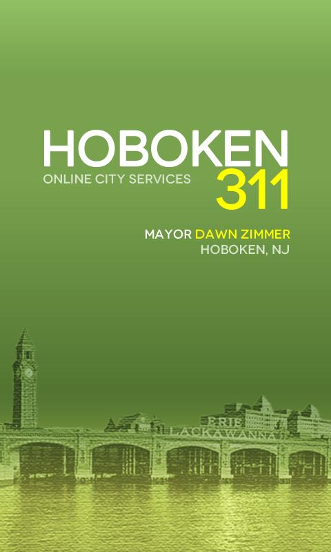 Hoboken311 - screenshot