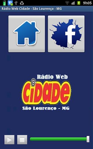 Rádio Web Cidade -São Lourenço