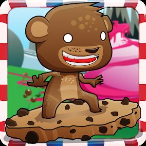 Freeapkdl Cookie Surf Candy Blast for ZTE smartphones