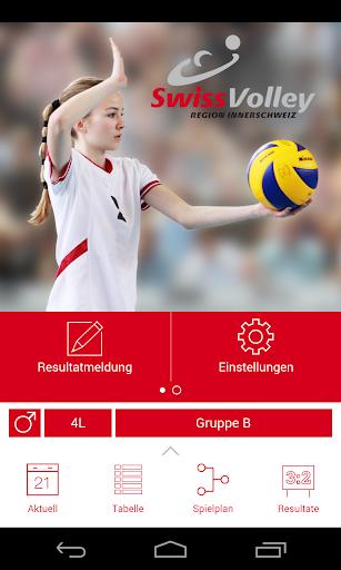 RVI Volleyball