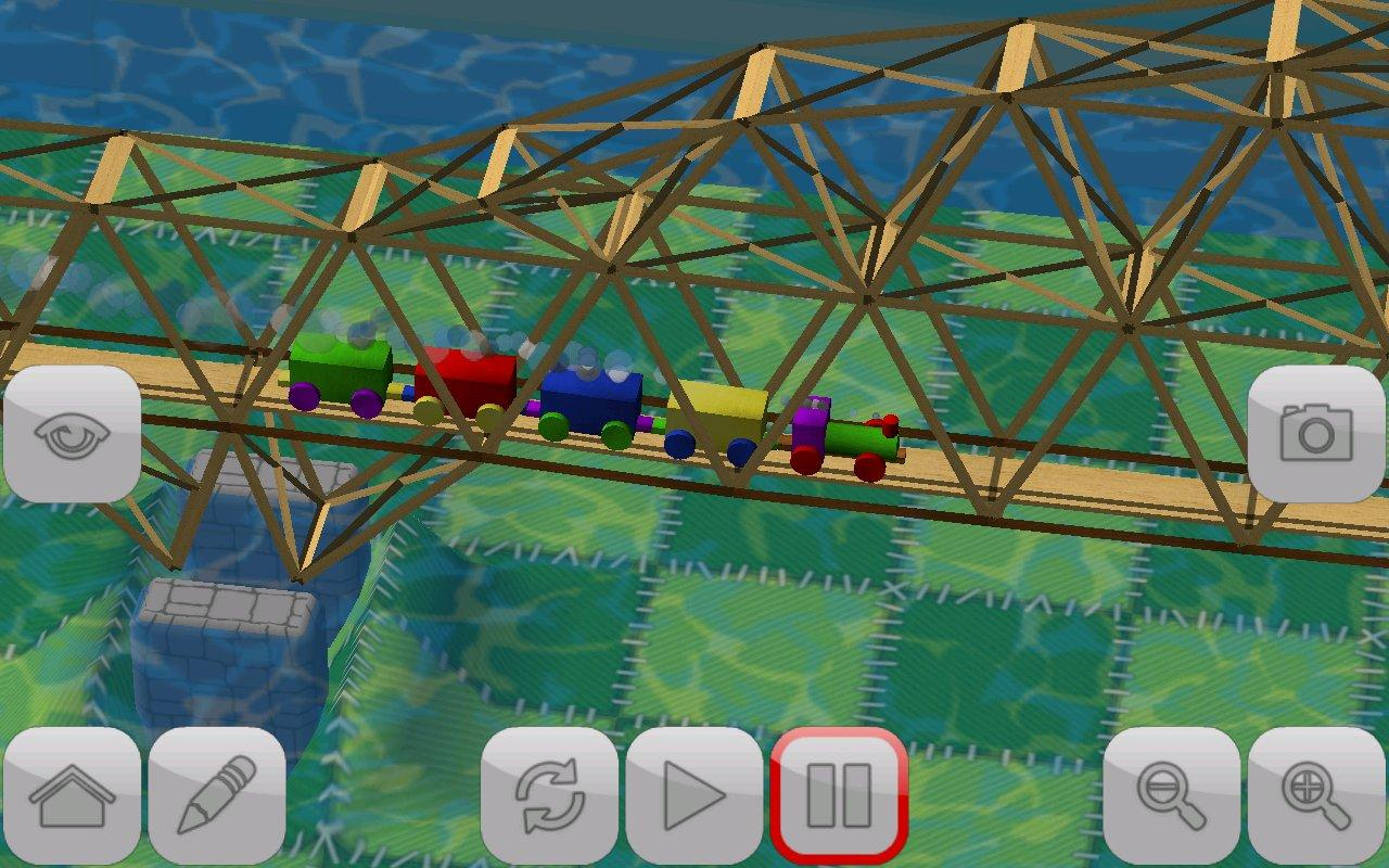 Bridge Construction Kit - screenshot