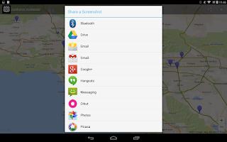 Screenshot of California Incidental