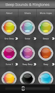 Beep Sounds Ringtones - screenshot thumbnail