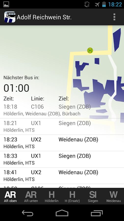 USiBus - screenshot