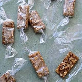 Honey Granola Brittle
