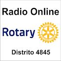 Radio Rotary distrito 4845