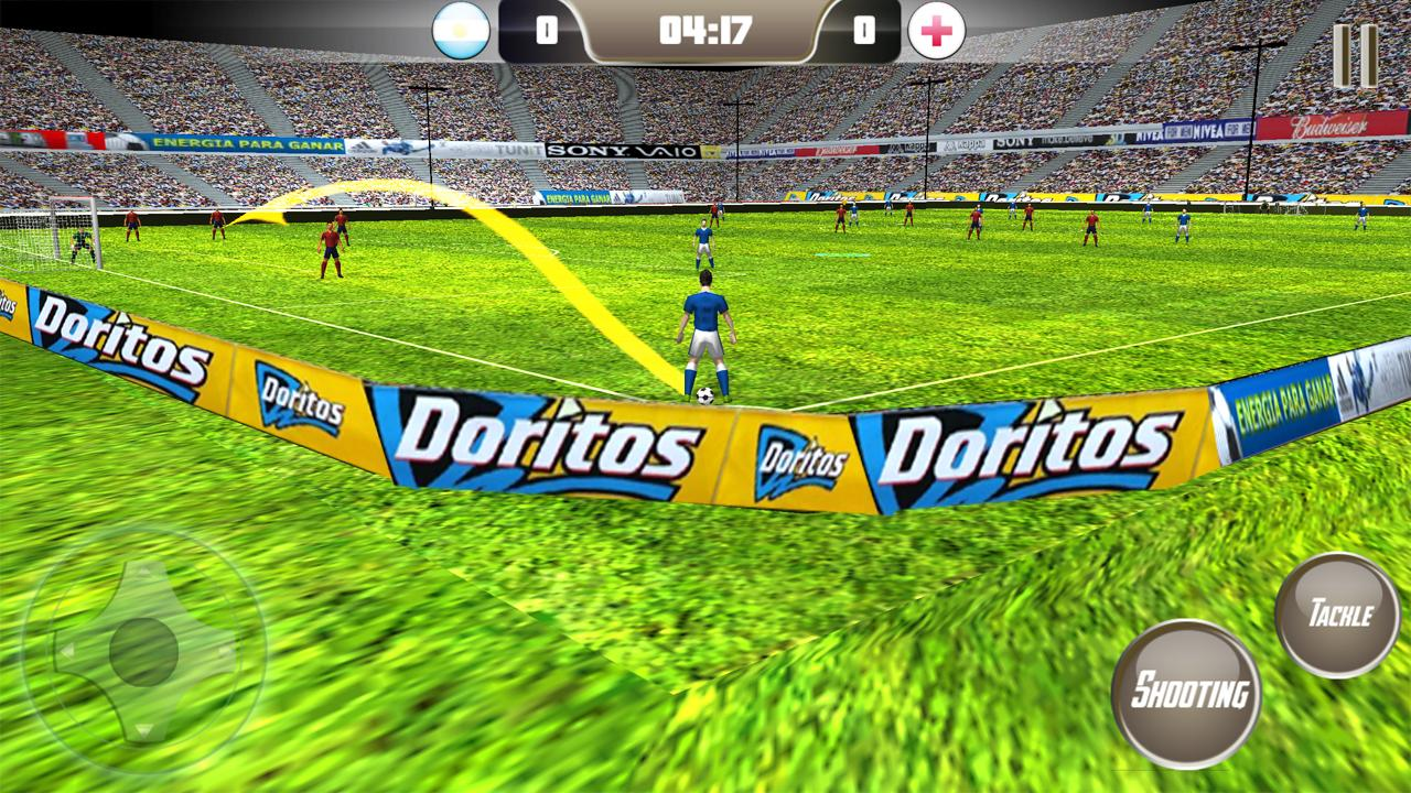 Soccer Striker 17- screenshot