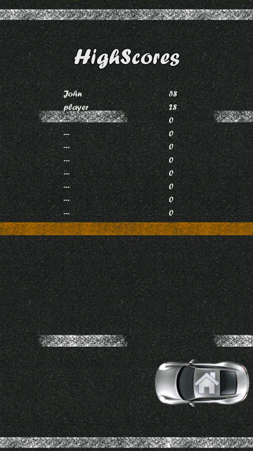racing car game for kids screenshot