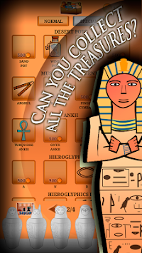 Treasure hunter Egypt saga apk screenshot