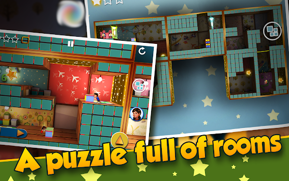 Lost Twins - A Surreal Puzzler APK screenshot thumbnail 12