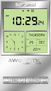 Awesome Alarm Clock- screenshot thumbnail