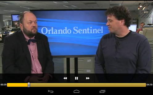 Orlando Sentinel - screenshot thumbnail
