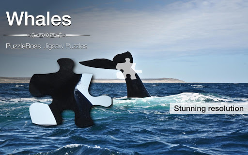 Whales Jigsaw Puzzles