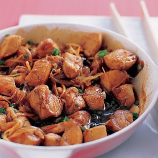 Chicken with Ginger.