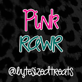 Pink Rawr for Go Launcher