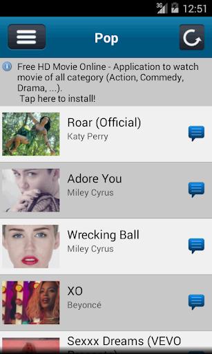 Hot Music Videos