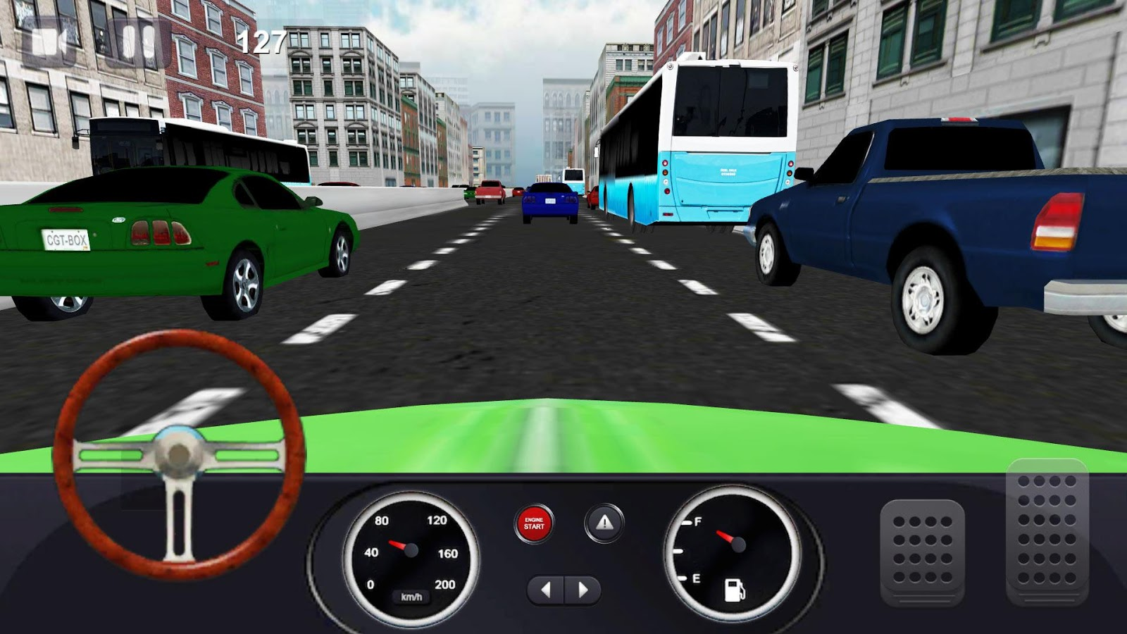 City Driving 3D - PRO- screenshot