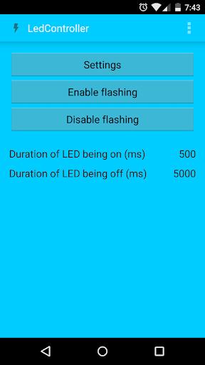 RGB LED Flasher