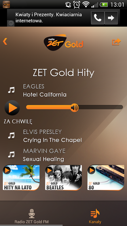 ZET Gold - screenshot