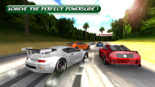 Burning Rubber Speed Race Free