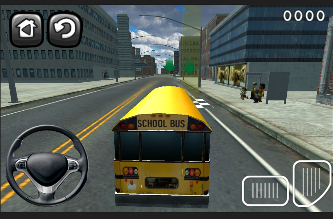 3d schoolbus driving simulator android apps on google play