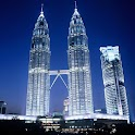 Petronas Towers Live Wallpaper logo