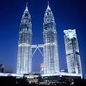 Petronas Towers Live Wallpaper logo
