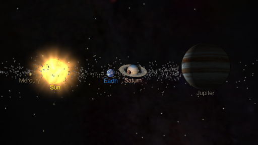 Solar Walk: Explore the Universe in Planetarium 3D  screenshots 16