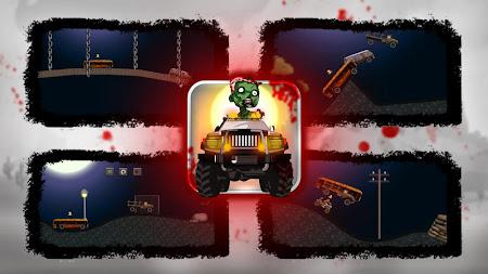 Go Zombie Go - Racing Games 1.0.8 screenshot 39673
