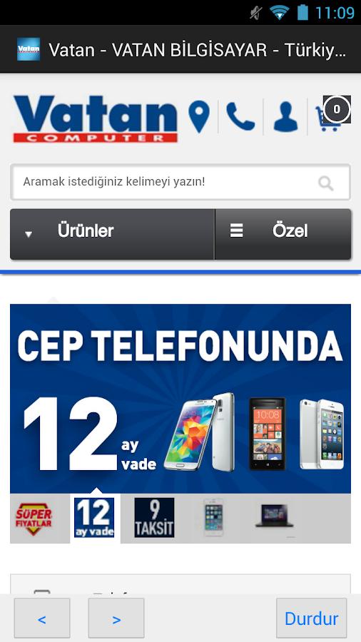 Vatan - screenshot