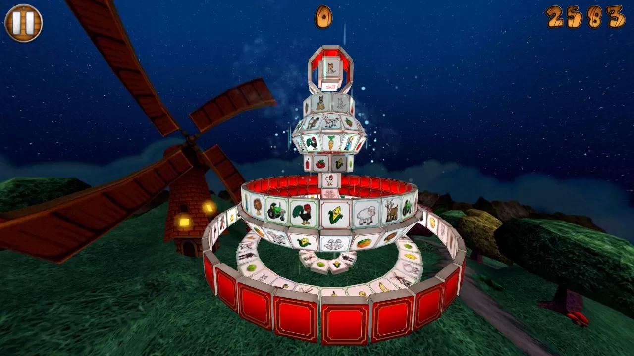 Barnyard Mahjong 2 Free - screenshot