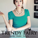 Trendy Fairy Fashion Store icon