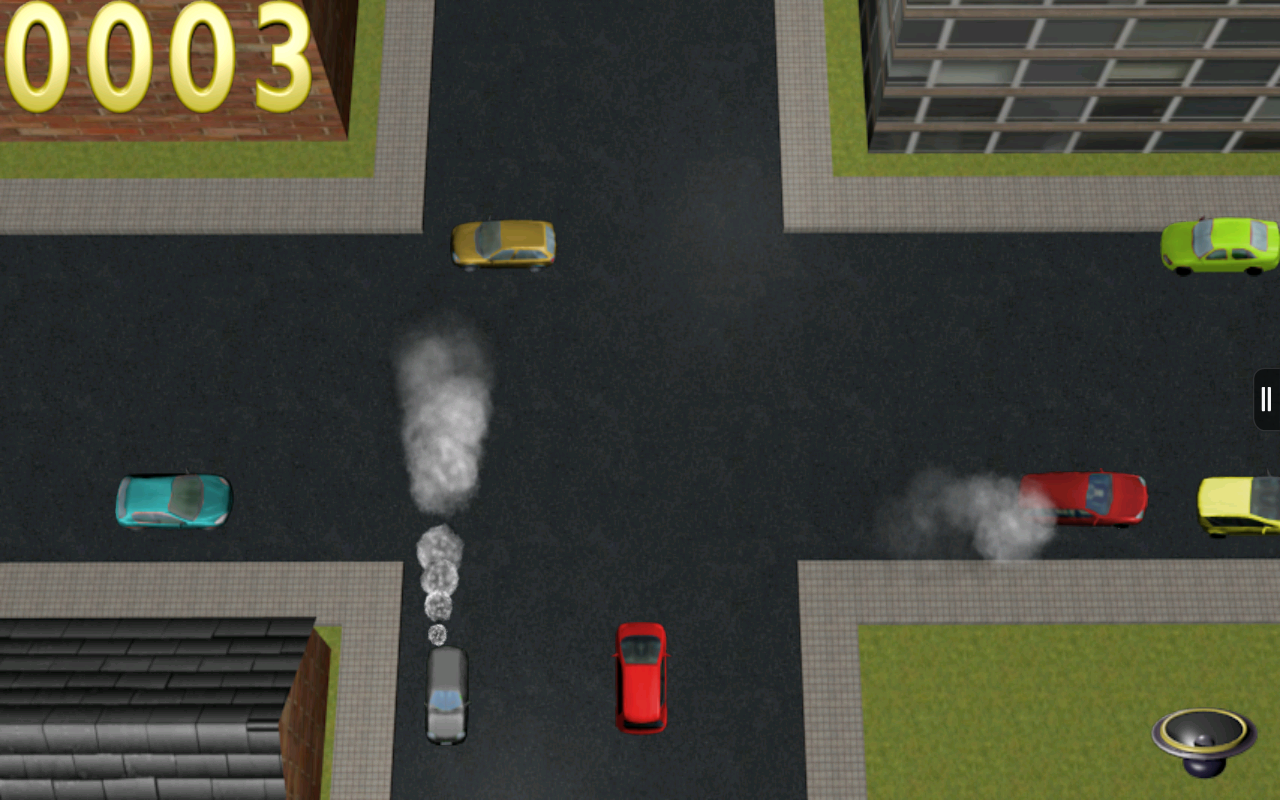 Traffic Guard - screenshot