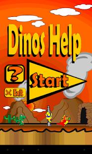 Dinos Help