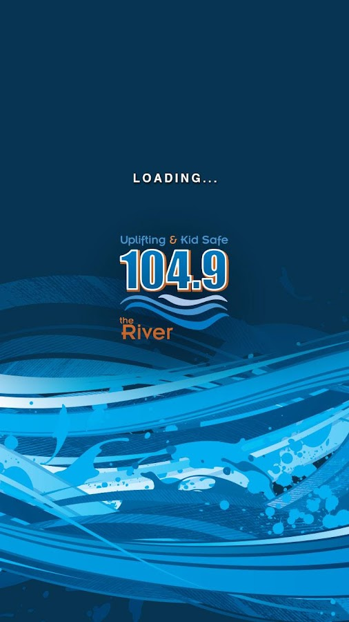 104.9 the River - screenshot
