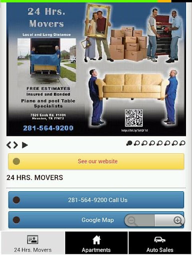 24 Hrs. Movers