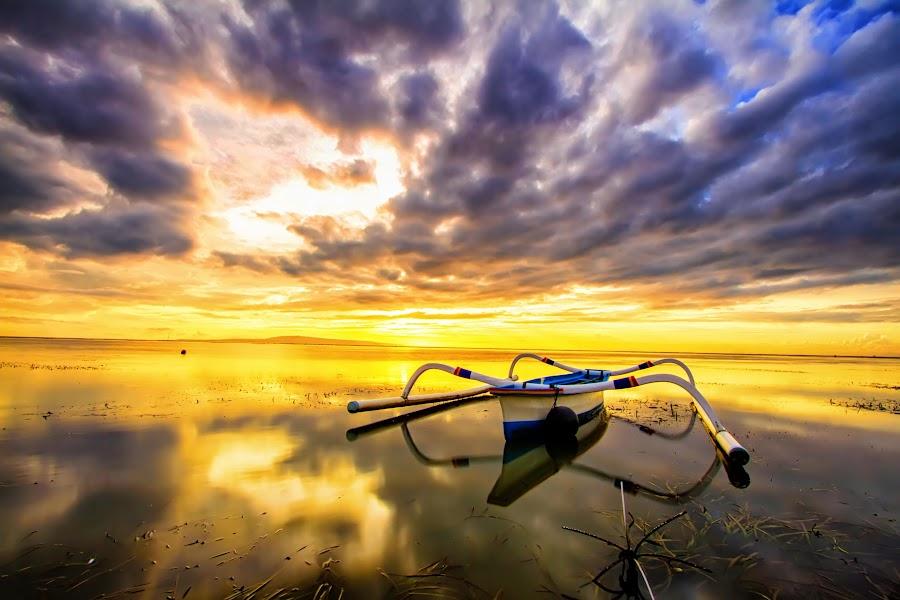 by Sathya Narayana - Landscapes Sunsets & Sunrises (  )