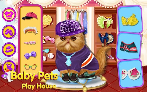 Dress Up - Pet Salon™- screenshot thumbnail
